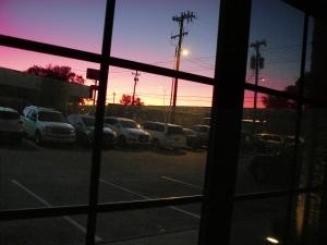 San Antonio dawn